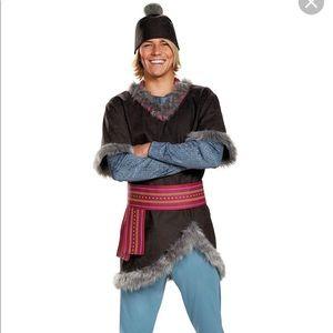 Kristoff adult Halloween Costume